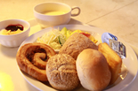 免费健康早餐