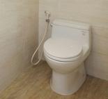 Toilet bidet corresponding