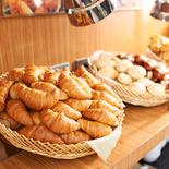 Healthy Bread breakfast