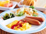 Healthy free breakfast