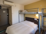 Super Room for 2 to 3 people (including a child)