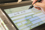 We are proud to introduce the ECO check-in machine. The ECO check-in machine is paperless and good for the environment.