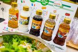 Organic vegetables・Super Hotel original dressings